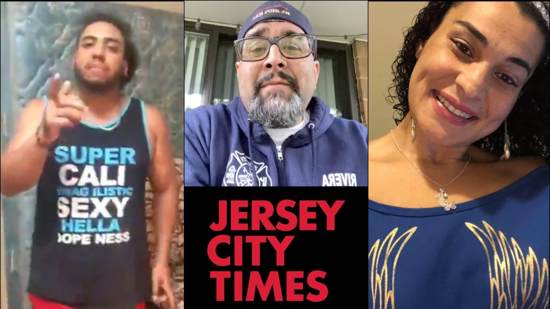 Hector Vargas - Councilman Daniel Rivera - Sali Ali - Jersey City Times