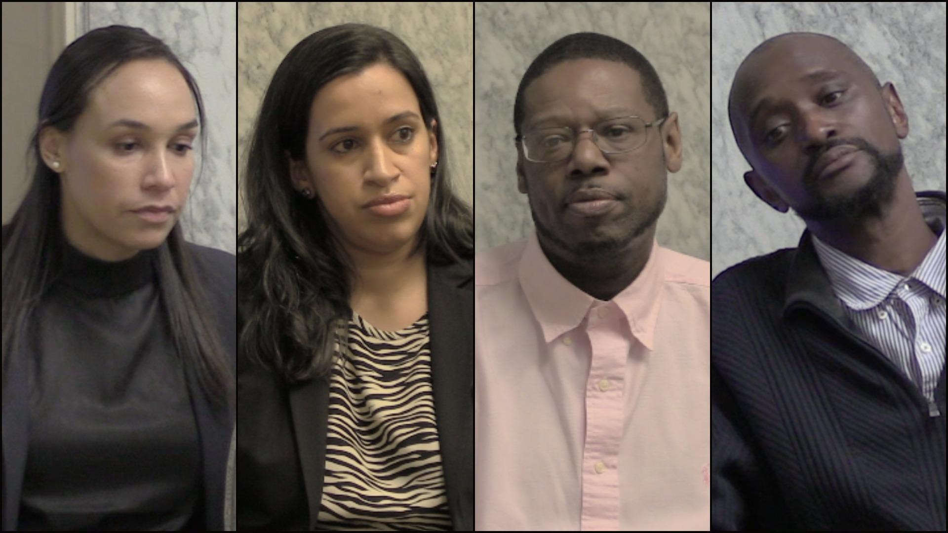 Christina Krauthamer - Jocelyn Roldan Torres - Jermaine Palms - Jonathan Davis - State vs Denzel Suitt