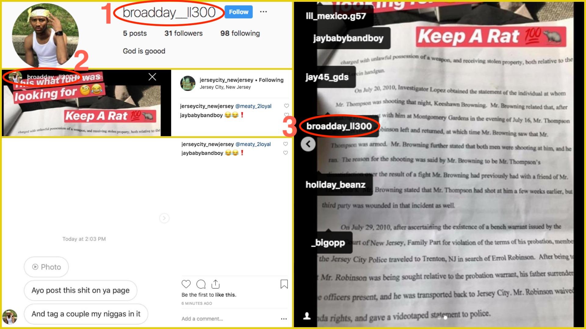 JerseyCity_NewJersey - Keeshawn Browning statement - Jalil Holmes