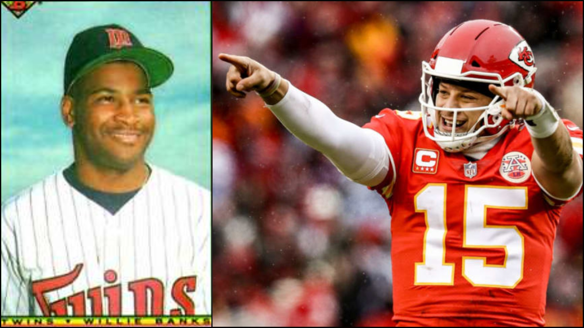 Willie Banks - Patrick Mahomes II
