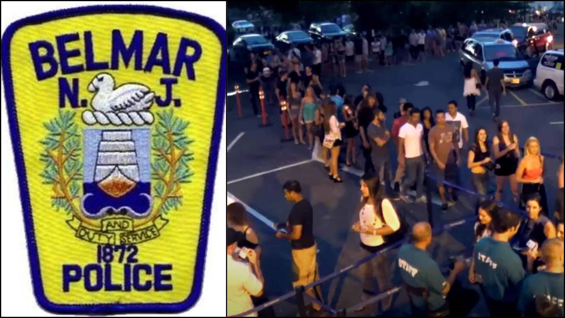 Belmar Police - Bar Anticipation