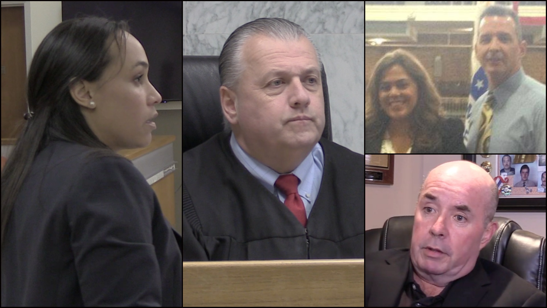 Christina Krauthamer - Judge John A. Young - Esther Suarez - Brian Duval - Cowan Investigations